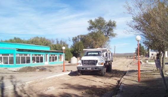 Arroyo Ventana Trabajos de limpieza y Enripiado de calles 032