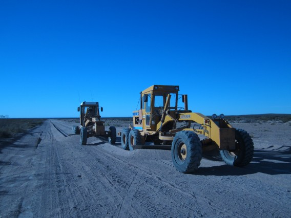 Ruta 5 - Tramo Sierra Grande Playas Doradas (3)