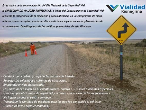 Dia de la Seguridad Vial
