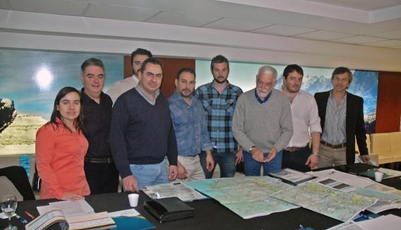 Reunion Vialidades Patagonicas en Casa del Chubut 3