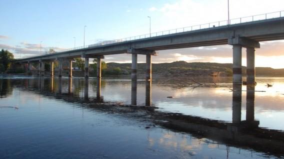 puente isla jordan