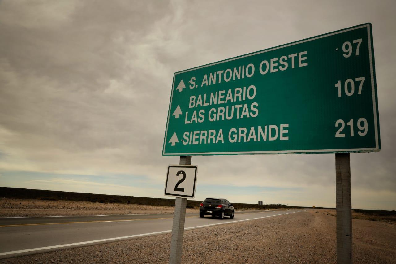 Un paso más en la integración provincial se habilitó el primer tramo de la Ruta Provincial Nº2  (3)