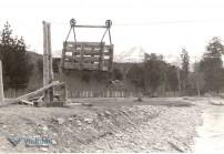 Cruce del rio manso - año 1971